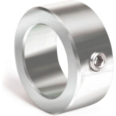 Metric Set Screw Collar, 4mm, Stainless Steel