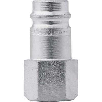 """Series 410 Nipple - 3/8"""" Female Npt (Eurostandard 10.4)"""