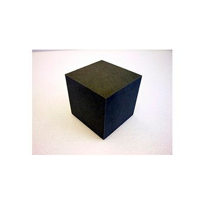 "Clark Foam Products, 1001037, Foam Cube Polyester, Charocoal, 6"" sq. - Pkg Qty 2"