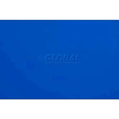 PVC Shelf Liners 21 x 36, Light Blue (2 Pack)