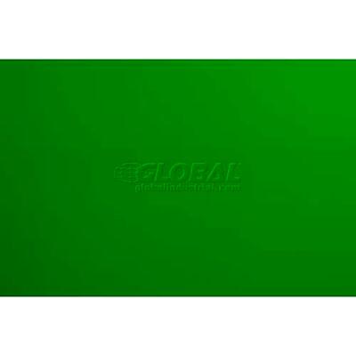 PVC Shelf Liners 18 x 36, Green (2 Pack)