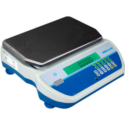 Adam Equipment CKT 4/USB Cruiser Bench Checkweighing Scale with USB, 8 lb x 0.0002 lb