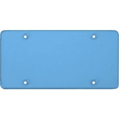 Cruiser Accessories Novelty Plate Tuf Flat Shield, Blue - 76400