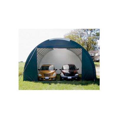 SolarGuard Oversized Garage 20'W x 12'H x 24'L Tan