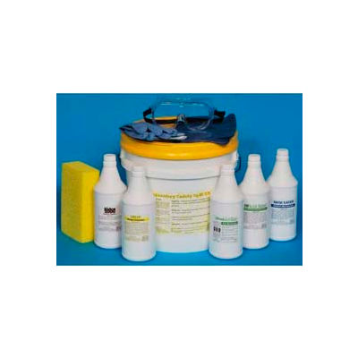 Laboratory Safety Spill Kit, Clift Industries 3500-035