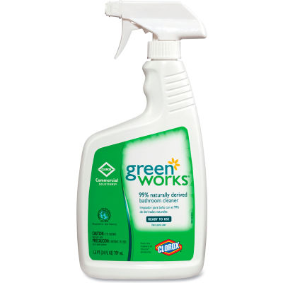 Cleaning Supplies Bathroom Cleaners Clorox 174 Green