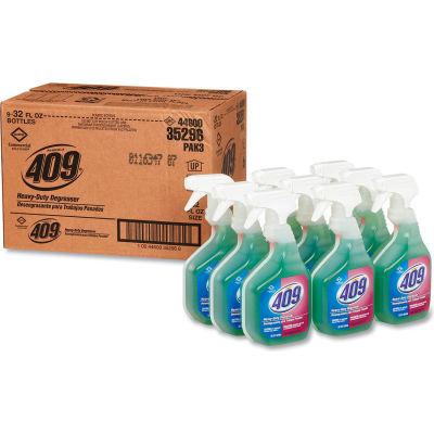 Formula 409® Heavy Duty Degreaser, 32 oz. Trigger Spray, 9 Bottles - 35296