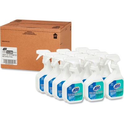 Formula 409® Cleaner Degreaser Disinfectant, 32 oz. Trigger Spray, 12 Bottles - 35306