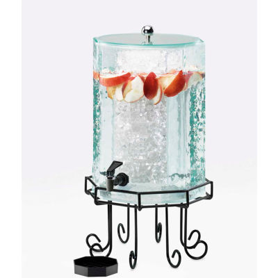 "Cal-Mil 932-2 Glacier Beverage Dispenser 2 Gallon 10""W x 10""D x 20""H"