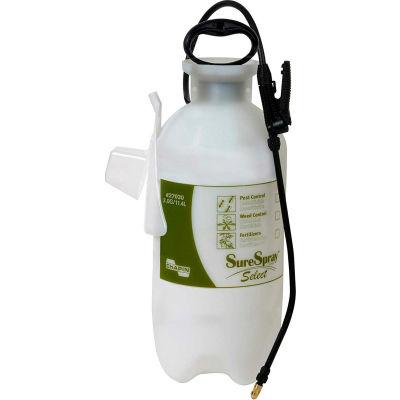 Chapin 27030 SureSpray 3 Gallon Capacity General Purpose, Fertilizer & Pesticide Pump Sprayer