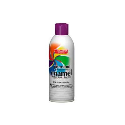 Champion Sprayon® Gloss Purple Enamel 6 Cans/Case- 419-0900