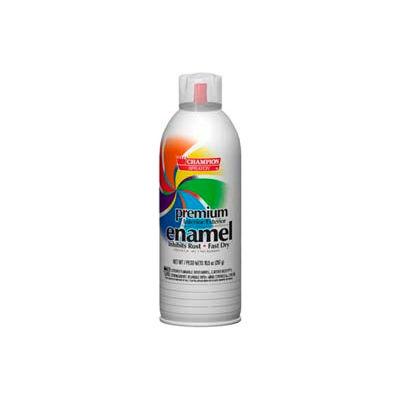 Champion Sprayon® Gloss Clear Coat Enamel 6 Cans/Case  - 419-0932 - Pkg Qty 6