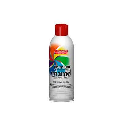 Champion Sprayon® Gloss Deep Red Enamel 6 Cans/Case  - 419-0937