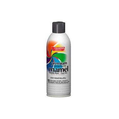 Champion Sprayon® Gloss Machinery Gray Enamel 6 Cans/Case  - 419-0940