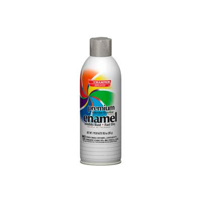 Champion Sprayon® Dull Aluminum Enamel 6 Cans/Case  - 419-0941