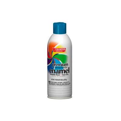 Champion Sprayon® Gloss Ocean Blue Enamel 6 Cans/Case  - 419-0942