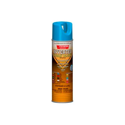 Champion Sprayon® Fluorescent Blue Inverted Paint 12 Cans/Case - 419-4801