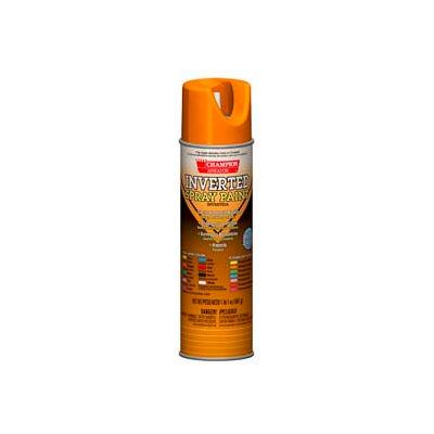 Champion Sprayon® APWA Orange Inverted Paint 12 Cans/Case - 419-4851