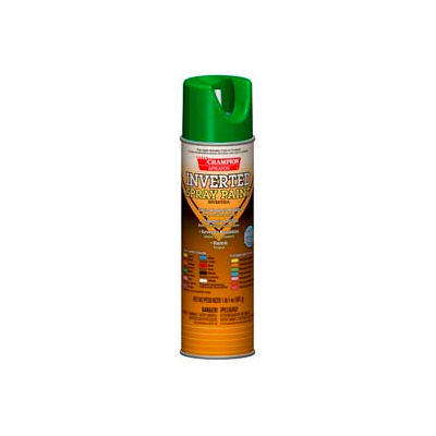 Champion Sprayon® APWA Green Inverted Paint 12 Cans/Case - 419-4852