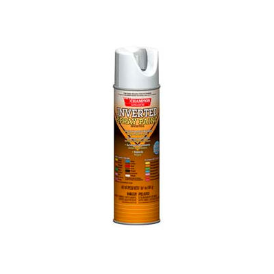 Champion Sprayon® APWA White Inverted Paint 12 Cans/Case - 419-4856