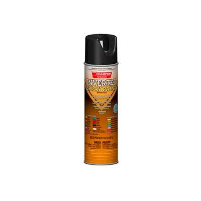 Champion Sprayon® APWA Black Inverted Paint 12 Cans/Case- 419-4858
