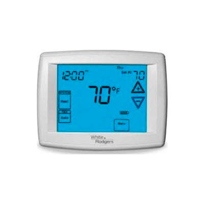 """White-Rodgers™ Touchscreen Premium Universal Thermostat (1H/1C) 12"""" Display 1F97-1277"""