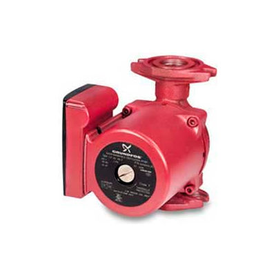 Grundfos Super Brute 3-Speed Circulator Water Pump UPS-43-44-FC, 52722514, 115v, Cast Iron
