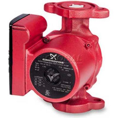Grundfos UP15-100F Circulator Water Pump 59896300, Cast Iron, 115V, 1/25 HP