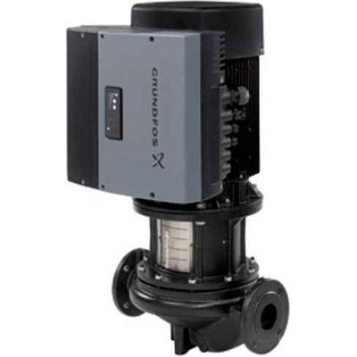 Grundfos Vertical In-Line TPE40-80/2 Circulator Pump 91136106, Cast Iron, 230V