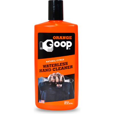 Orange Goop® Liquid - 16 fl. oz. Squeeze Bottle
