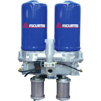 FS-Curtis DA-230E w/Pre-filter, Twin-Tower Regenerative Molecular-Sieve Desiccant Dryer Sys. 30 cfm