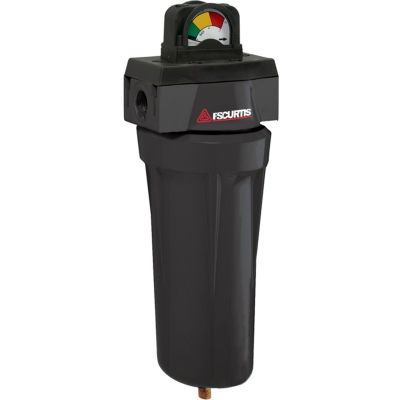 FS-Curtis FCF7-24-8-DGL, 100 PSI (1 Micron) General Purpose Air Filter (100 cfm)