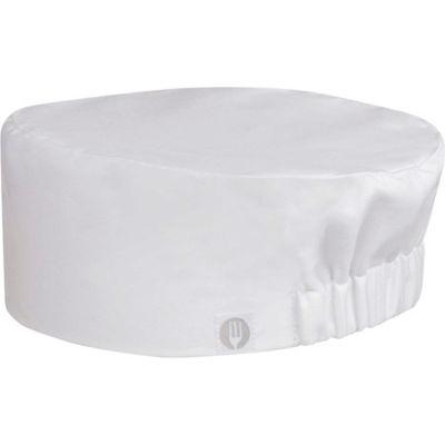 Chef Works® White Beanie, White - BNWHWHT0