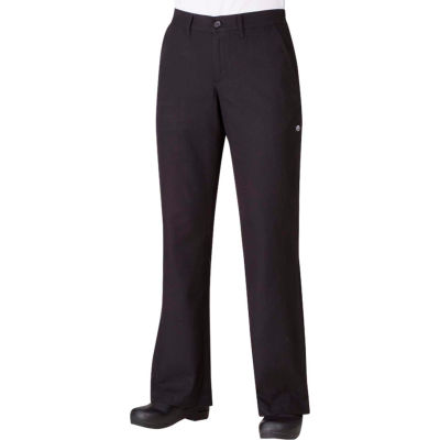 Chef Works® Women's Professional Series Pants, Black, S - PW003BLKS