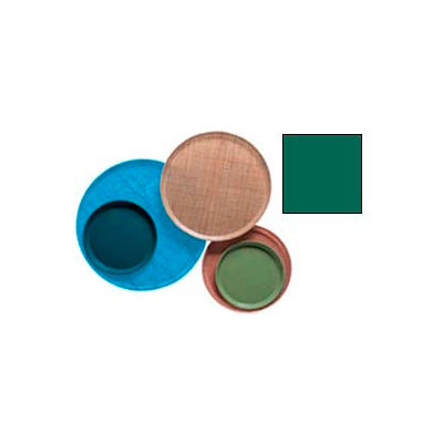 """Cambro 1000119 - Camtray 10"""" Round,  Sherwood Green - Pkg Qty 12"""