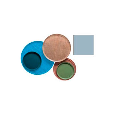 """Cambro 1200401 - Camtray 12"""" Round,  Slate Blue - Pkg Qty 12"""