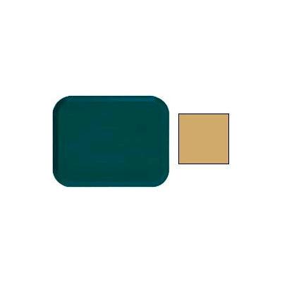 "Cambro 1216514 - Camtray 12"" x 16"" Rectangle,  Earthen Gold - Pkg Qty 12"