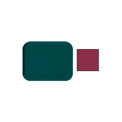 """Cambro 1216522 - Camtray 12"""" x 16"""" Rectangle,  Burgundy Wine - Pkg Qty 12"""