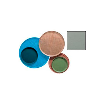 """Cambro 1300107 - Camtray 13"""" Round,  Pearl Gray - Pkg Qty 12"""