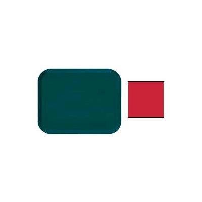 Cambro 1318521 - Camtray 13 x 18 Rectangle,  Cambro Red - Pkg Qty 12