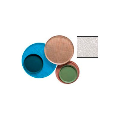 """Cambro 1400215 - Camtray 14"""" Round,  Abstract Gray - Pkg Qty 12"""