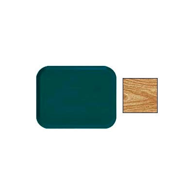 "Cambro 1520307 - Camtray 15"" x 20"" Rectangular,  Light Elm - Pkg Qty 12"