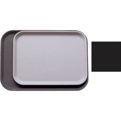 "Cambro 1520CT110 - Tray Camtread 15"" x 20"" Rectangular, Black - Pkg Qty 12"
