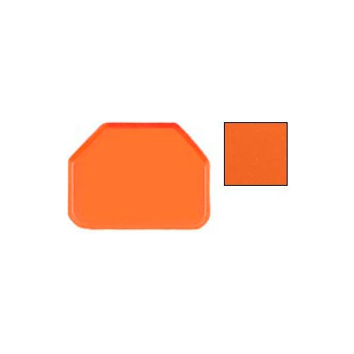 """Cambro 1520TR220 - Camtray 15"""" x 20"""" Trap,  Citrus Orange - Pkg Qty 12"""