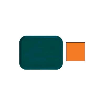 Cambro 57222 - Camtray 5 x 7 Rectangle,  Orange Pizazz - Pkg Qty 12
