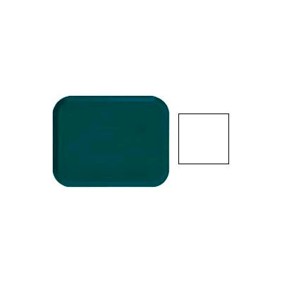 Cambro 810148 - Camtray 8 x 10 Rectangle,  White - Pkg Qty 12