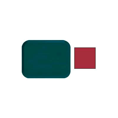 Cambro 810221 - Camtray 8 x 10 Rectangle,  Ever Red - Pkg Qty 12