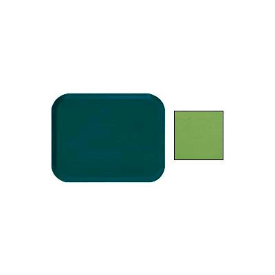 """Cambro 915113 - Camtray 9"""" x 15"""" Rectangle,  Lime-Ade - Pkg Qty 12"""