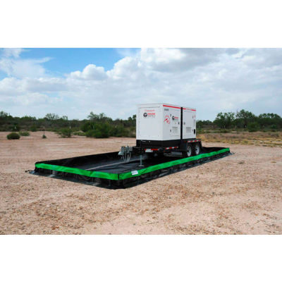 UltraTech 8404 Ultra-Containment Berm®, Collapsible Wall, 12'x 60', Copolymer 2000™