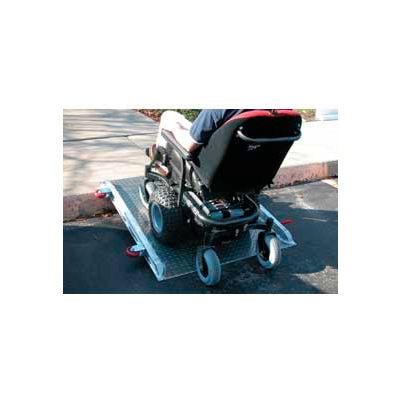 "Roll-O-Ramp Wheel Chair Ramp D-ROL-48 - 48""L x 36""W"